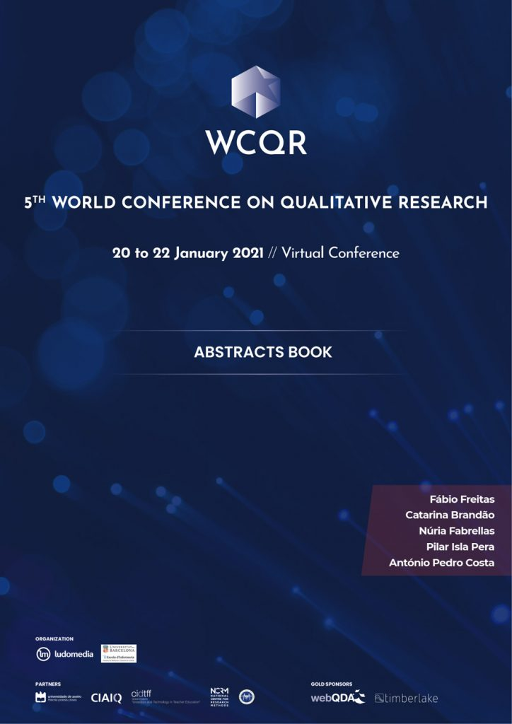 Abstracts Book 5th World Conference on Qualitative Research
