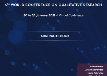 WCQR2021 // Abstracts Book