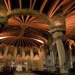 Cripta Güell. ©Diputació de Barcelona