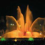 Magic Fountains. Montjuïc. ©Turisme de Barcelona