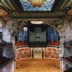 Palau de la Música Catalana. La Ribera neighborhood. ©Turisme de Barcelona