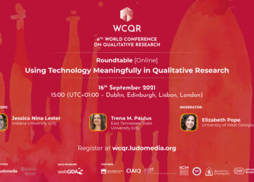 WCQR2022 // Pre-Conference Roundtable